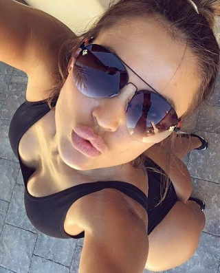 Scarlett, 25 years old Mexican escort in Mexico City