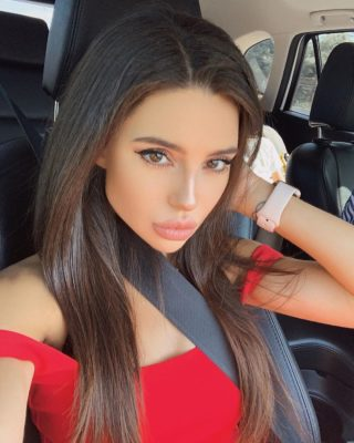 Polina, 24 years old Russian escort in Moscow