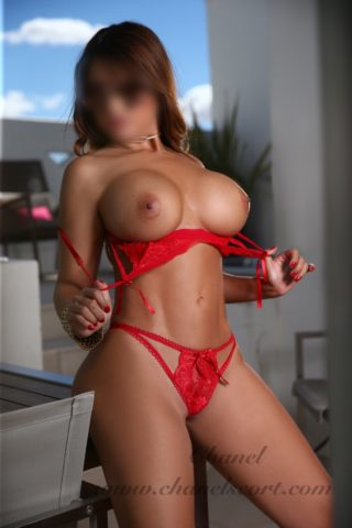 Chanel, 28 years old Venezuelan escort in Madrid