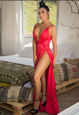 Lorena – Luxury escort girl, 24 years old Colombian escort in Mexico City