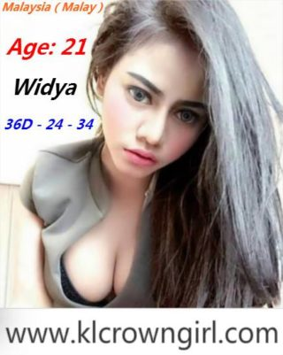 Widya, 21 years old Malaysian escort in Shah Alam