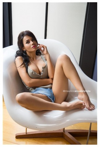 Cami, 25 years old Colombian escort in Mexico City