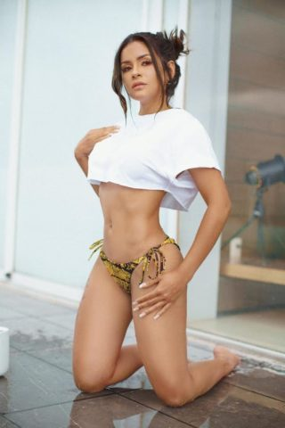 Patty, 25 years old Venezuelan escort in Mexico City