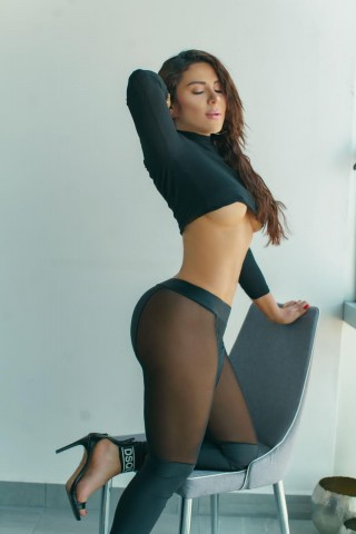 Victoria, 28 years old Colombian escort in Mexico City